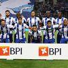 F. C. Porto e Sporting de Braga com chapa Cinco