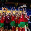 Portugal campeão mundial de Hóquei em Patins com Girão a Herói Nacional