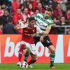 Sporting perdeu em Braga e desceu ao 4º lugar na Liga NOS