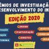Prémios de investigação e desenvolvimento do INR com candidaturas abertas
