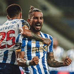 F. C. Porto derrotou Braga e já comanda a Liga NOS