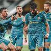 """Sporting de Braga venceu """"derby"""" em casa do Guimarães na Liga NOS"""