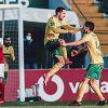 """Sporting de Braga """"escorregou na tábua"""" e atrasou-se"""
