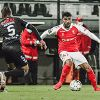Sporting de Braga venceu na Madeira e subiu ao segundo lugar da Liga NOS