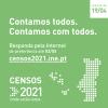 Censos 2021 – Somos menos 200 mil em Portugal