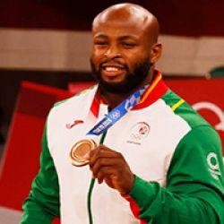 Jorge Fonseca conquistou a 25ª medalha olímpica para Portugal em Tóquio2020, mas o bronze soube a pouco!