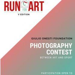 Concurso de fotografia sobre arte e desporto em Itália