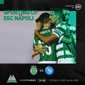 Sporting_Nápoles anulado pelo Covid19