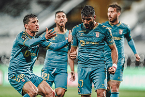 HUGO DELGADO / Liga Portugal