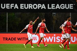braga uefa league 30 set